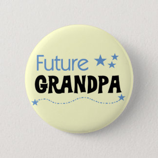Future Grandpa Tshirts and Gifts 2 Inch Round Button