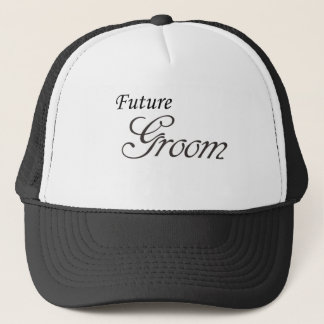 Future Groom Trucker Hat