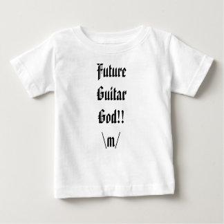 Future Guitar God!! Baby T-Shirt