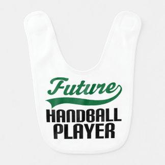 Future Handball Player Baby Bib