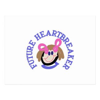 Future Heartbreaker Postcard