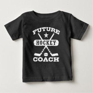 Future Hockey Coach Baby T-Shirt