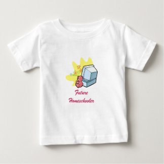 Future Homeschooler Baby T-Shirt