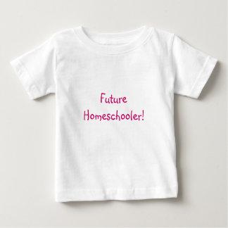 Future Homeschooler! Baby T-Shirt