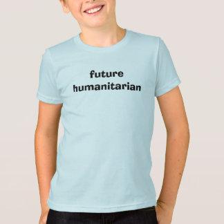 Future Humanitarian T Shirt For Kids