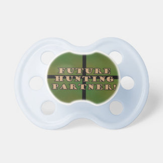 Future Hunter Baby Pacifiers
