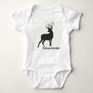 Future Hunter onsie Baby Bodysuit
