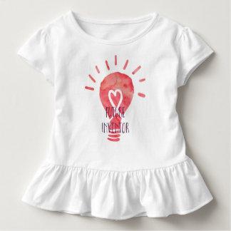 Future Inventor Toddler Girls T Shirt