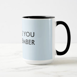 FUTURE IS IN EVERYTHING ICLUDING MUGS