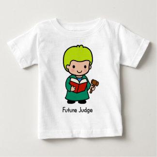 Future Judge - Boy Baby T-Shirt