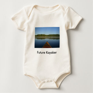 Future Kayaker Baby Shirt