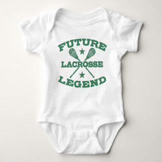 Future Lacrosse Legend Baby Bodysuit