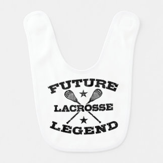 Future Lacrosse Legend Bib