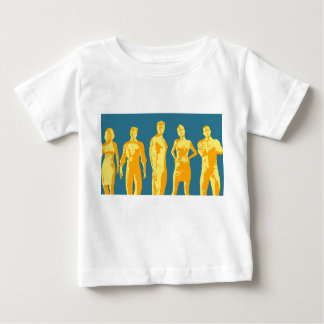 Future Leaders of the Next Generation of Business Baby T-Shirt
