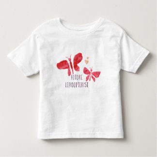 Future Lepidopterist Butterfly Toddler Boys Tee