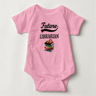 Future Librarian Childs Shirt