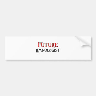 Future Limnologist Bumper Sticker