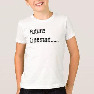 Future Lineman...... T-Shirt