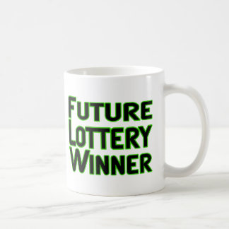 Future Lottery Winner Coffee Mug