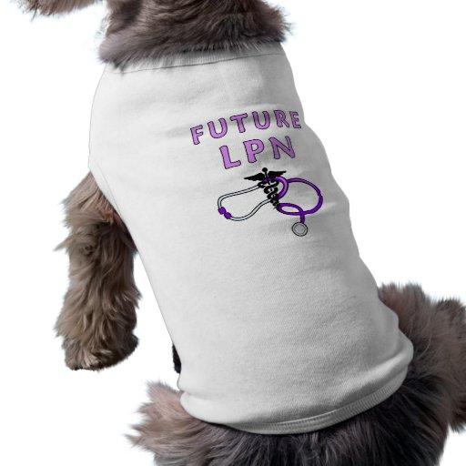 Future LPN Pet Shirt