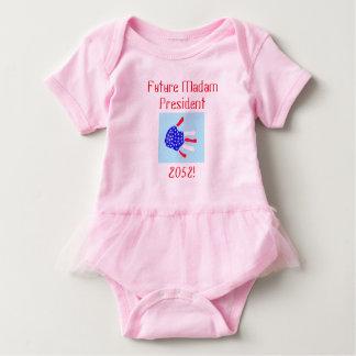 Future Madam President Baby Bodysuit
