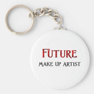 Future Make Up Artist Keychain