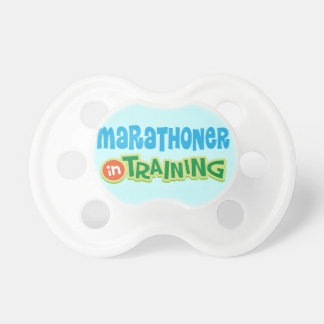 Future Marathoner Baby Pacifier Soother