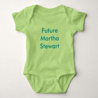 Future Martha Stewart Baby Outfit Baby Bodysuit