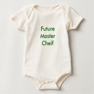 Future Master Cheif Baby Bodysuit