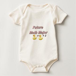 Future Math Major Baby Baby Bodysuit