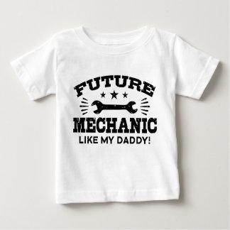 Future Mechanic Like My Daddy Shirt