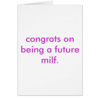 future milf card