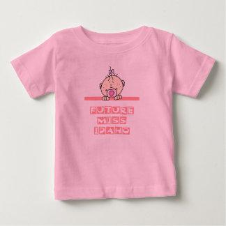 Future Miss Idaho Baby T-Shirt