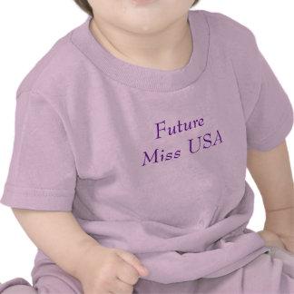 Future Miss USA Shirts