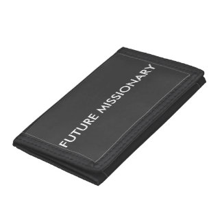 Future Missionary Wallet