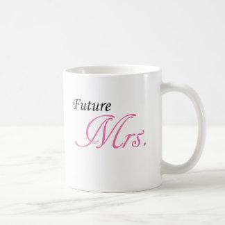 Future Mme Mug Blanc