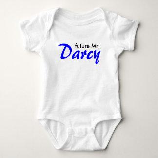 Future mr Darcy Baby Bodysuit