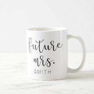 Future Mrs. Coffee Mug