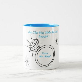 Future Mrs. CoffeeMate Two-Tone Coffee Mug