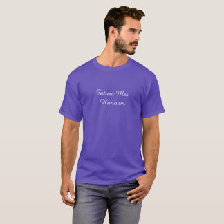 Future Mrs.  Hunnam T-Shirt