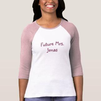 Future Mrs. Jonas T-Shirt