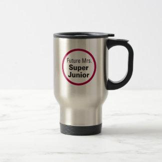 Future Mrs. Super Junior Circle Travel Mug