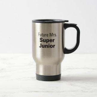 Future Mrs. Super Junior Travel Mug