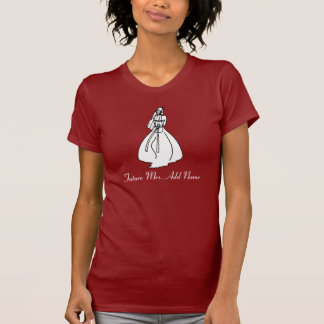 Future Mrs. Tee Shirts and Favors