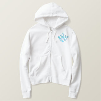 Future Mrs. Zip-up hoodie