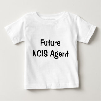 Future NCIS agent Baby T-Shirt