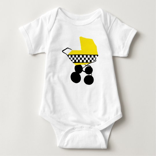 Future New York Cabbie Baby Bodysuit
