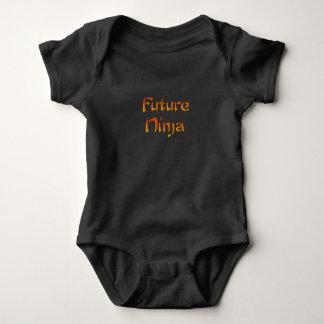 Future Ninja Baby Bodysuit