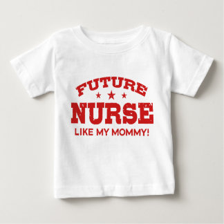Future Nurse Baby T-Shirt
