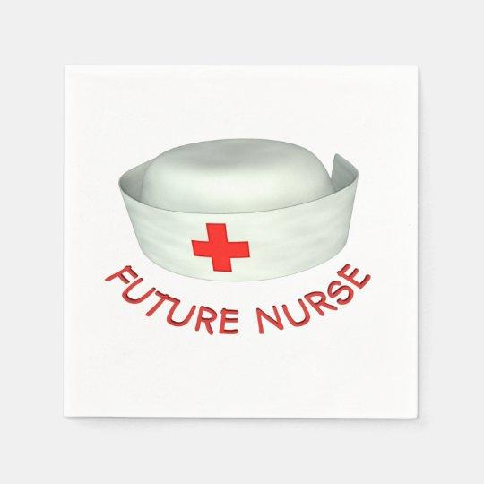Future Nurse Napkin
